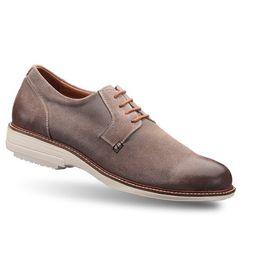 Men's Franko Dress Brown Shoes | Overstock