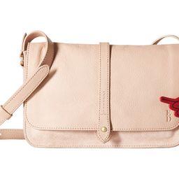 ED Ellen DeGeneres - Brent Small Crossbody (Peony Pink) Cross Body Handbags   Zappos