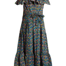 One Love off-the-shoulder cotton dress | Matchesfashion (AU)