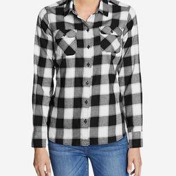 Women's Stine's Favorite Flannel Shirt - Plaid | Eddie Bauer