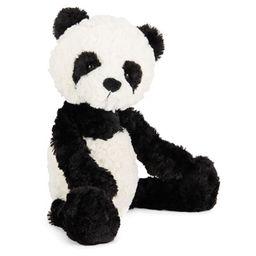 Mumble Plush Panda, Black/White | Neiman Marcus