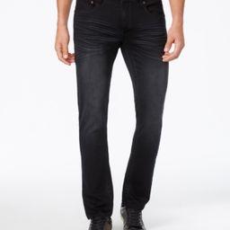 Inc International Concepts Men's Black Wash Skinny Jeans, Created for Macy's | Macys (US)