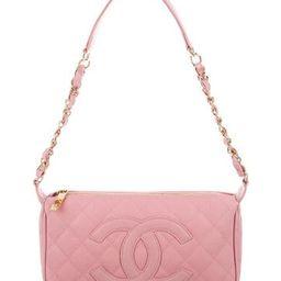 Chanel Caviar Shoulder Bag | The Real Real, Inc.