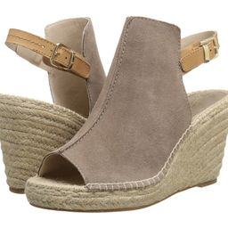 Seychelles - Charismatic (Taupe Suede) Women's Wedge Shoes | Zappos