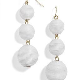 Crispin Drops-White | BaubleBar (US)