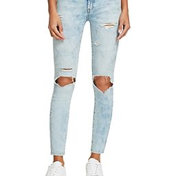 Blanknyc Acid Wash Distressed Skinny Jeans in Happy Tears   Bloomingdale's (US)