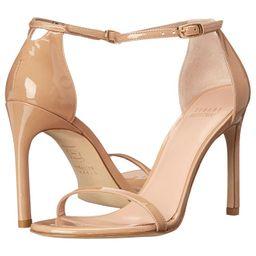 Stuart Weitzman - Nudistsong (Adobe Aniline) Women's Shoes | Zappos