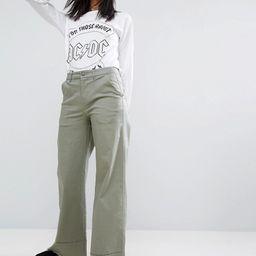 ASOS Wide Leg Skate Pants - Multi   ASOS US