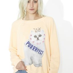 Wildfox Couture Purrfect Sommers Sweater | Dolls Kill