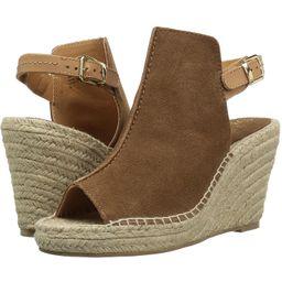 Seychelles - Charismatic (Cognac Suede) Women's Wedge Shoes | Zappos