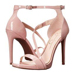 Jessica Simpson - Rayli (Nude Blush Patent) High Heels | 6pm
