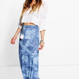 Anastazia Tie Dye Maxi Skirt   Boohoo.com (US & CA)