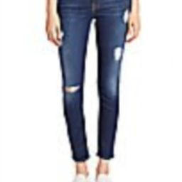 b(air) ankle skinny jeans | Saks Fifth Avenue