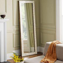 Parsons Floor Mirror - Bone Inlay   West Elm (US)