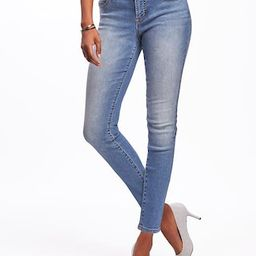 Mid-Rise Super Skinny Ankle Jeans for Women | Old Navy US