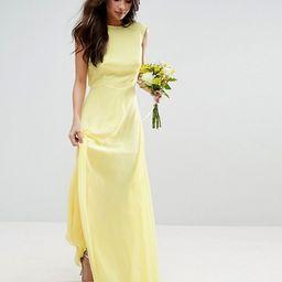 ASOS WEDDING Maxi Dress | ASOS UK