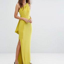 Whistles Bethan One Shoulder Maxi Dress | ASOS UK