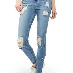 Jamie Super Ripped Skinny Jeans   Nordstrom