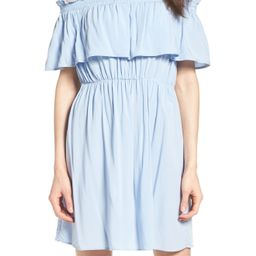 Chelsea Ruffle Bodice Off the Shoulder Dress   Nordstrom