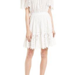 Emma Pintuck Eyelet Dress | Nordstrom