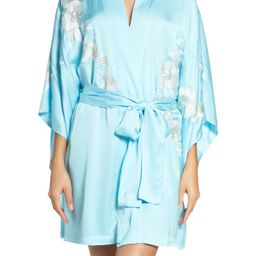 Orchid Embroidered Wrap | Nordstrom