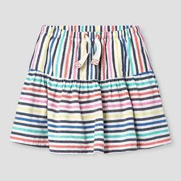 Girls' Striped Skirt Cat & Jack™ - Blue | Target