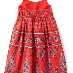 Floral-Print Halter Swing Maxi for Toddler Girls | Old Navy US