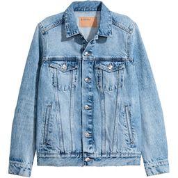 H&M Jeansjacke 39,99 | H&M (US)