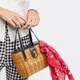 Juliette Basket Bag   Free People