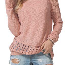 Moonshine Cotton Pullover | Nordstrom
