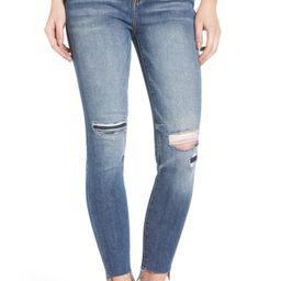 Step Hem Ripped Skinny Jeans | Nordstrom