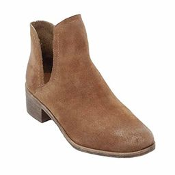 Coconuts by Matisse Women's Pronto Ankle Bootie, Saddle, 8 M US | Amazon (US)
