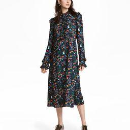 H&M Ruffle-trimmed Dress $59.99   H&M (US)