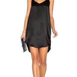 MERRITT CHARLES Goldie Dress in Black   Revolve Clothing