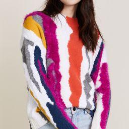 Round Collar Straight Sweater | Shopbop